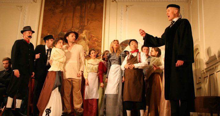 Die junge Operette Frankfurt Advent 2015