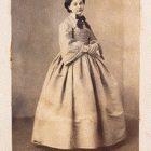 Clementine von Rothschild im Alter von 14 Jahren
