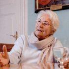 Frau Ursula Carls, Vorsitzende der Carls-Stiftung
