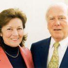 Stifterpaar Senatores Karin und Prof. Carlo Giersch