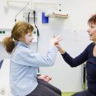ärztliche Behandlung von Kindern