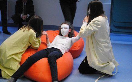 Theaterpädagogisches Projekt