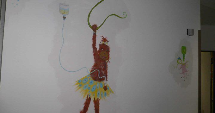 Wandbilder im Clemi