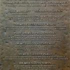 Gedenktafel Opfer Nationalsozialismus
