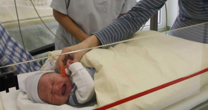 Schreiambulanz Babyfoto
