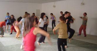 Tanztherapeutisches Projekt in der Psychosomatik