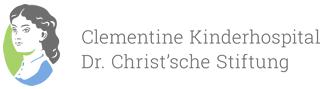 Clementine Kinderhospital - Dr. Christ'sche Stiftung Logo