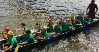 Drachenbootrennen 2018