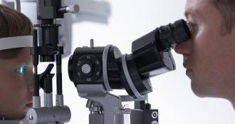 Finanzierung eines neuen Automatikrefraktometers für die Kinderaugenheilkunde