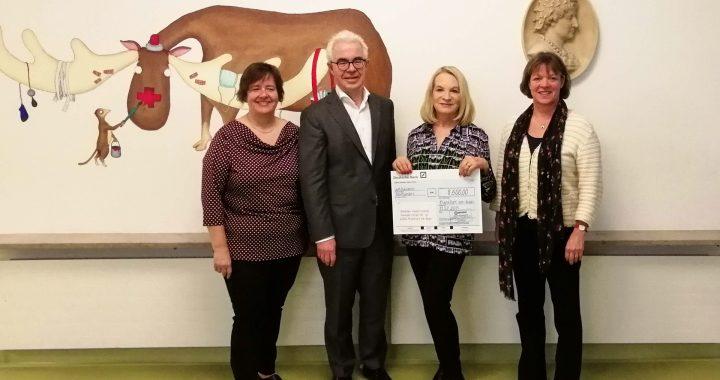 Kern Group spendet zum 9. Mal an die Clementine Kinderhospital - Dr. Christ'sche Stiftung
