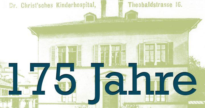 """Jubiläumsprojekt  """"Wir passen aufeinander auf"""".  Gesucht: 175 Spender. 175 Helfer."""
